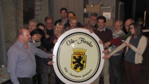 O'de Flander intronisatie 035